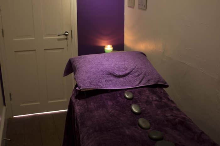 Massage Room - Only Way Is Beauty.